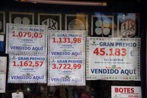 Loteria impuesto pobres