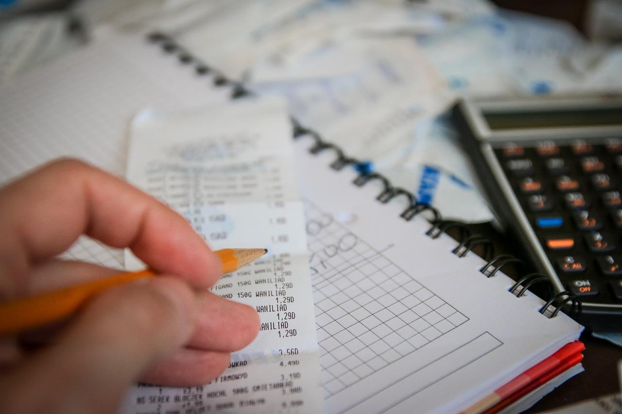 Mejora tu economía apuntando tus gastos
