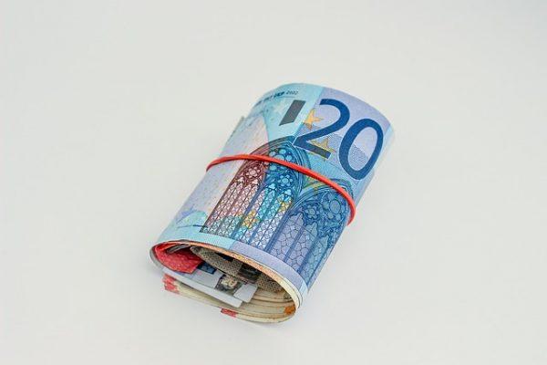 el billete 20 euros